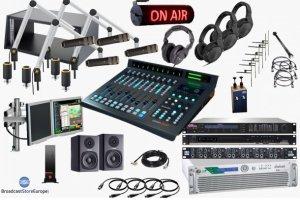 Studio Equipment / Audio